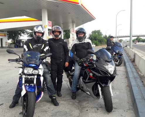 Rutas en moto