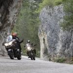 Rutas en moto organizadas