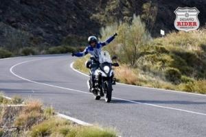 Desafio Rider Almeria