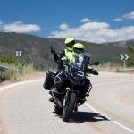 Rutas en moto por Madrid