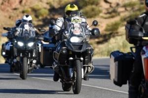Rutas organizadas en moto almeria