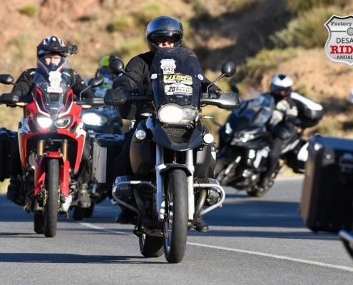 Rutas en moto Andalucia