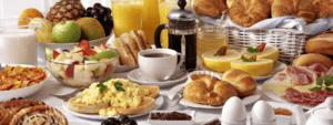 desayuno hotel factory riders