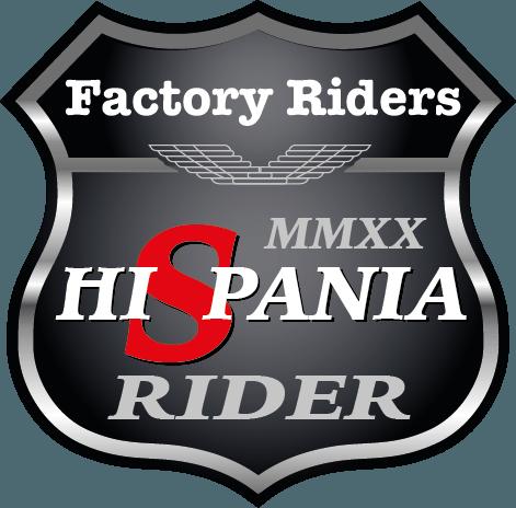 Hispania Rider 2020 [ETP][RBK] @ Alicante