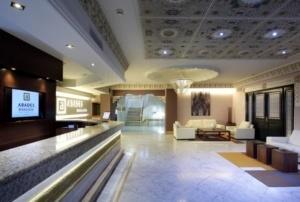 hotel abades benacazon sevilla