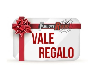 vale regalo factory riders