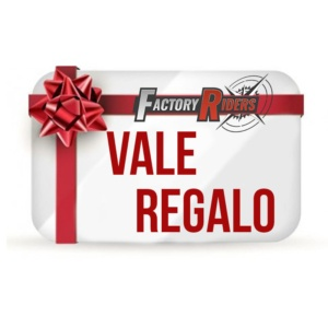 vale regalo factory riders