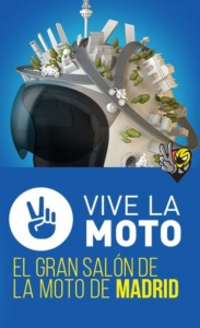 vive la moto madrid 2020