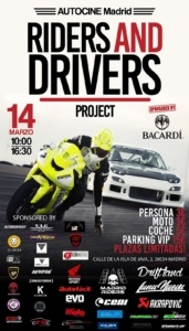 Riders and Drivers